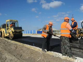 До 1 июня устранят дефекты на дорогах, отремонтированных в прошлом году