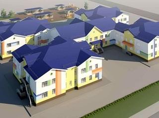 В ближайшие два года в квартале 2033 построят детский сад и школу