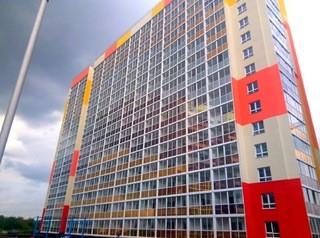 Новый дом построен в ЖК «Восточный»