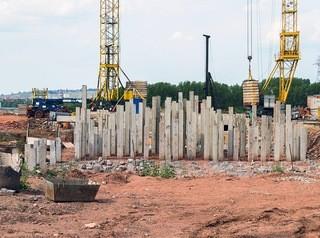 В Красноярском крае сокращаются вложения в стройку и количество строящихся домов