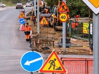 На ремонт и реконструкцию улиц Новосибирска в 2021 году выделено более миллиарда рублей