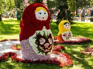 Благоустройством Омска занимаются профессиональные ландшафтные дизайнеры и любители