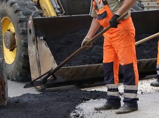 Два участка проспекта Ленина отремонтируют до конца августа