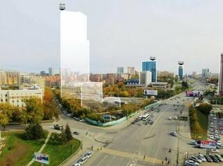Первый в городе 45-этажный дом разрешила построить мэрия Новосибирска
