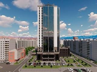 На улице Кецховели будет построен жилой комплекс бизнес-класса