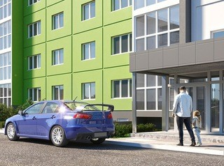 В «Чистой Слободе» открыта продажа квартир в доме возле строящегося садика