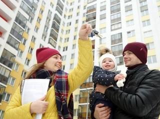 Молодые семьи смогут использовать соцвыплаты при покупке строящихся квартир