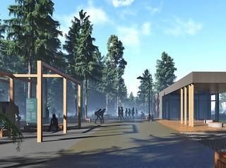 Природный парк «Гремячая грива» будет готов к осени