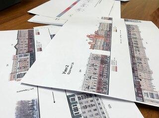 В Красноярске утвердили требования к фасадам домов