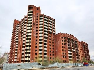 Достройка дома «Сибстоуна» по улице Копылова возобновится в августе