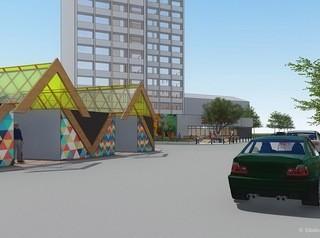 Архитекторы предложили, как можно изменить улицу Александра Матросова