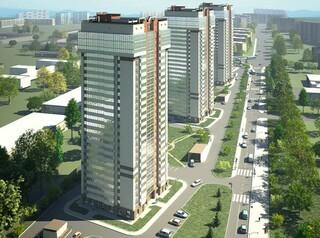 Возобновилось строительство первого дома ЖК «Нойланд-Черемушки»