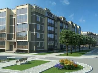 В микрорайоне «Северный парк» введены в эксплуатацию ещё три дома