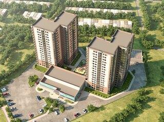 В Калининском районе появится жилой комплекс «Новые Снегири»