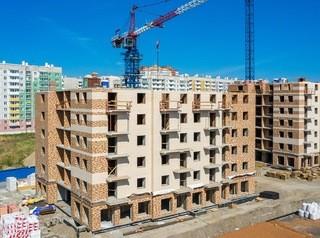 Объемы строительства жилья за пять месяцев 2019 года упали на 11%
