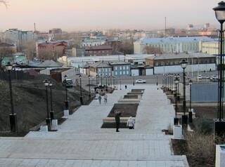 В Иркутске отремонтируют 118 подпорных стенок и лестниц