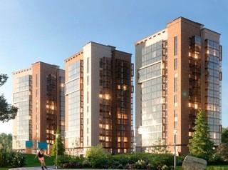 Красноярский жилой комплекс победил в престижном федеральном конкурсе