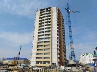 Покупателям покажут квартиры в строящемся ЖК «Ангара»