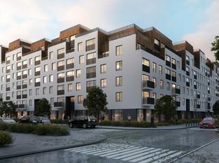 Стартовали продажи в новом квартале «Европейского Берега» с террасами на крыше