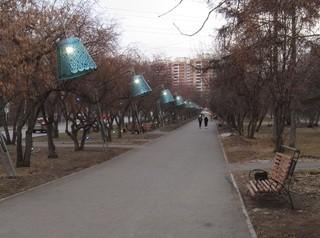 В Иркутске заканчивают благоустройство дворов и общественных пространств