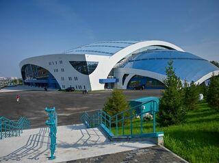 Бенди-центр «Байкал» ввели в эксплуатацию