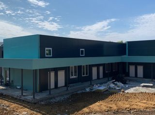 В Шелехове завершают строительство современного медцентра