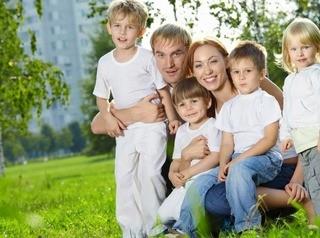 Многодетные семьи собираются освободить от налогов при продаже квартиры