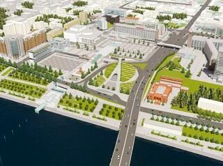 Проект Театральной площади меняют для строительства паркинга
