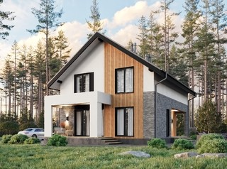 Проекты частных жилых домов для массовой застройки выбрали на архитектурном конкурсе