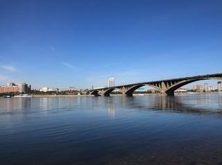 Начинается ремонт Коммунального моста