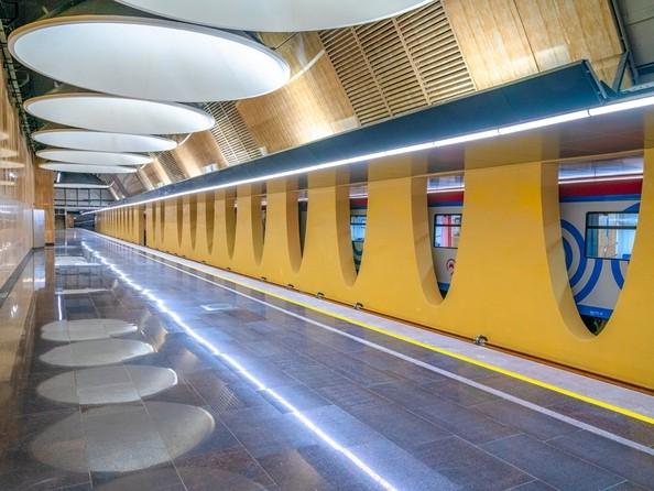 Станция метро «Юго-Восточная» (2020) Москва