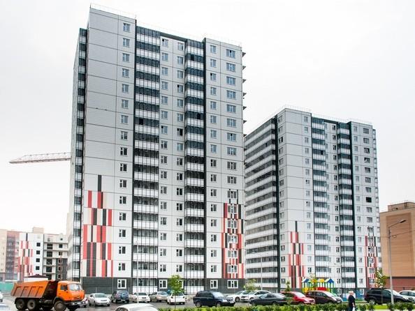 Фото МИЧУРИНО, дом 2, стр 1, Ход строительства 16 августа 2019