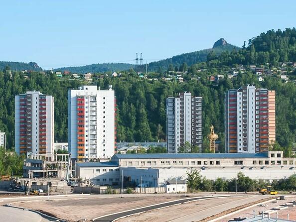 Фото Жилой комплекс ТИХИЕ ЗОРИ, дом 6, Ход строительства 16 июля 2018