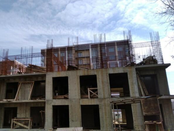 Ход строительства 10 октября 2020