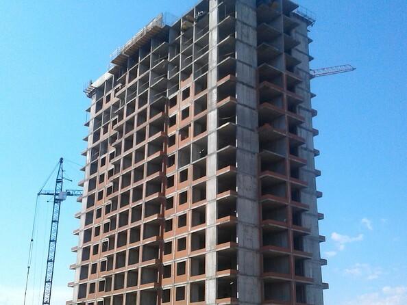 Фото Жилой комплекс СИБИРСКИЕ ПРОСТОРЫ, дом 1, корпус 5, Ход строительства май 2019