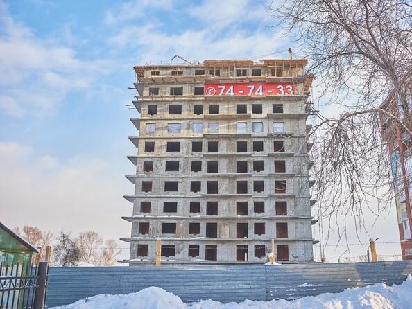 Фото Жилой комплекс ДОМ У ЗАЛИВА, 9 января 2018