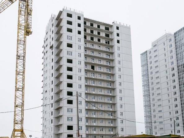 Фото Жилой комплекс НОВОНИКОЛАЕВСКИЙ, дом 2, стр 1, Ход строительства 5 декабря 2017