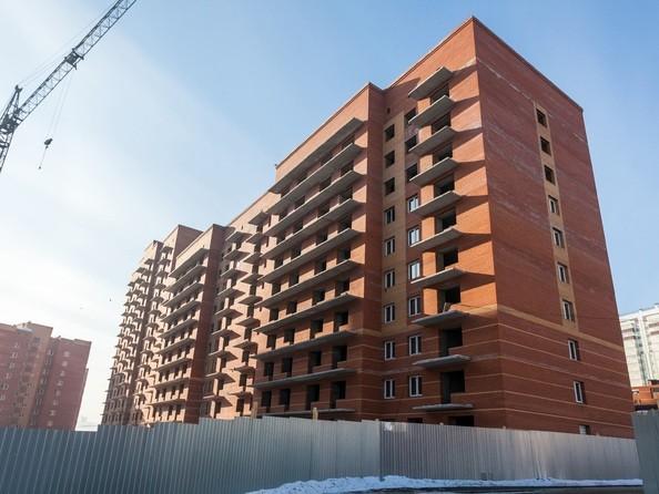 Фото Жилой комплекс СНЕГИРИ, дом 2, Ход строительства 21 февраля 2017