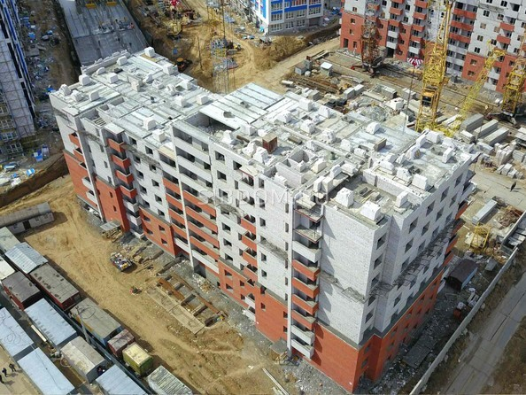 Ход строительства май 2019
