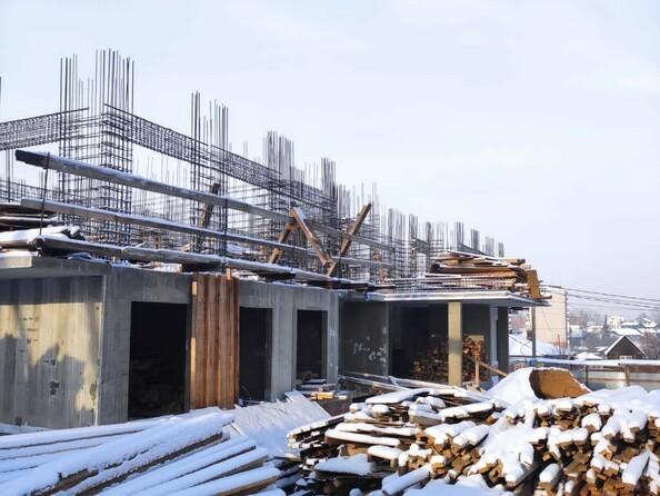 Ход строительства 4 декабря 2020
