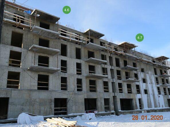 Ход строительства 28 января 2020
