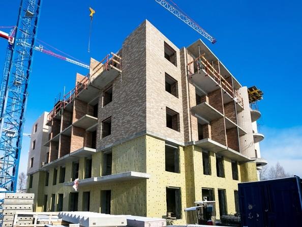 Фото Жилой комплекс SCANDIS (Скандис), дом 7, Ход строительства 8 февраля 2019