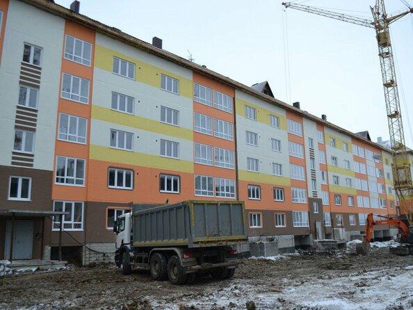 Фото Жилой комплекс ФЛАМИНГО, дом 10, Ход строительства ноябрь 2018