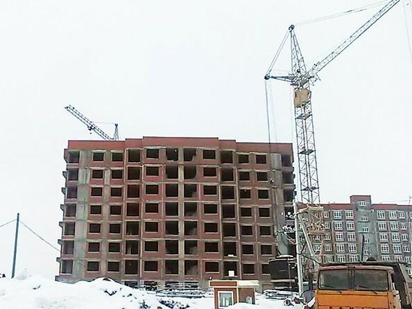 Фото Жилой комплекс СОЛНЕЧНЫЙ БУЛЬВАР, дом 18, корпус 2, Ход строительства март 2019