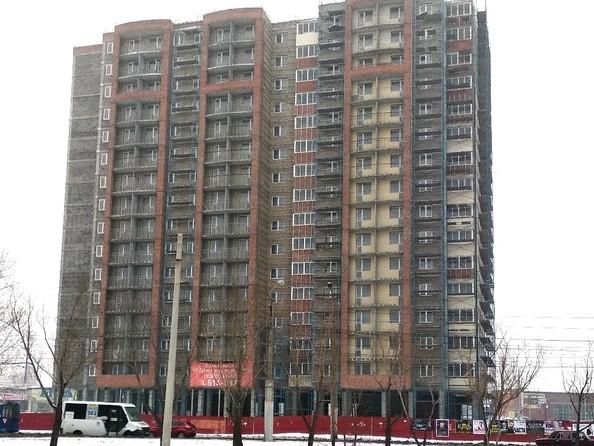 Фото Жилой комплекс КИРОВА, 2 стр, Ход строительства январь 2019