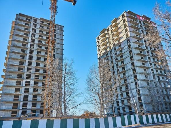 Фото Жилой комплекс ЧЕТЫРЕ СОЛНЦА, 1 очередь, б/с 2, 1 ноября 2017
