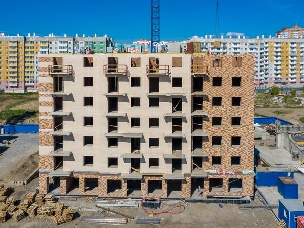 Фото Жилой комплекс Арбан SMART (Смарт) на Шахтеров, д 2, Ход строительства 9 июня 2019