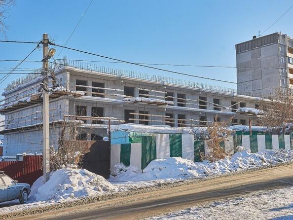 Фото Жилой комплекс «ALMA MATER» (Альма Матер), Ход строительства 9 января 2018