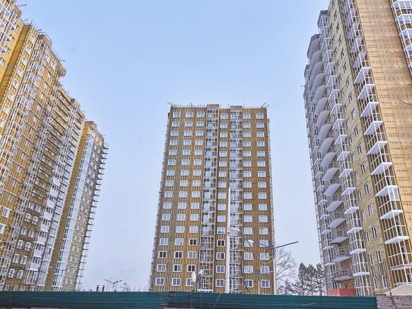 Фото Жилой комплекс АТМОСФЕРА, б/с 3, Ход строительства 10 декабря 2018