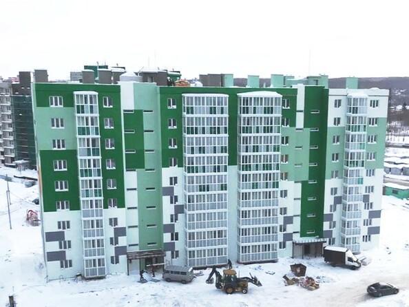 Фото Жилой комплекс БЕРЁЗОВАЯ РОЩА, 70г, Ход строительства февраль 2019